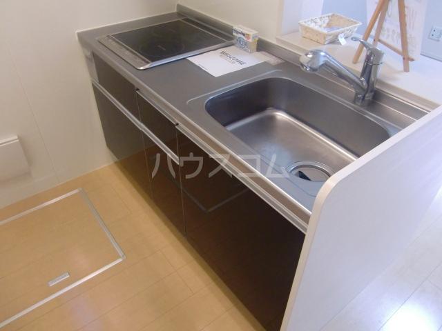ベルファースト清水が丘2 103号室のキッチン