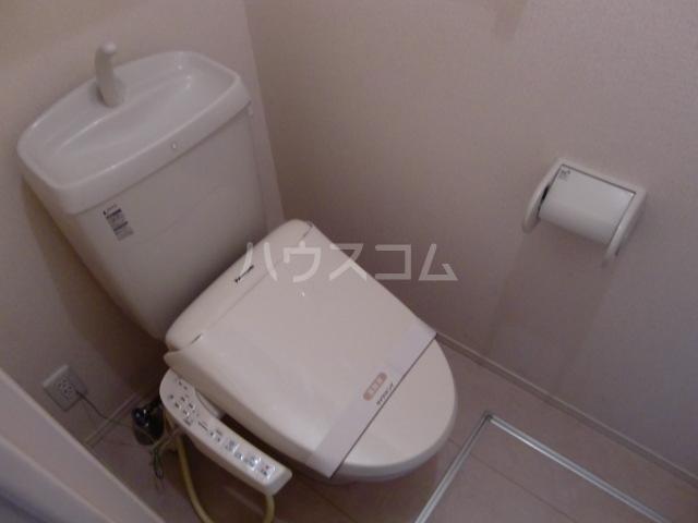 ベルファースト清水が丘2 103号室のトイレ