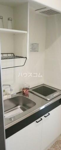 アーデンコートつつじヶ丘A棟 1413号室のキッチン