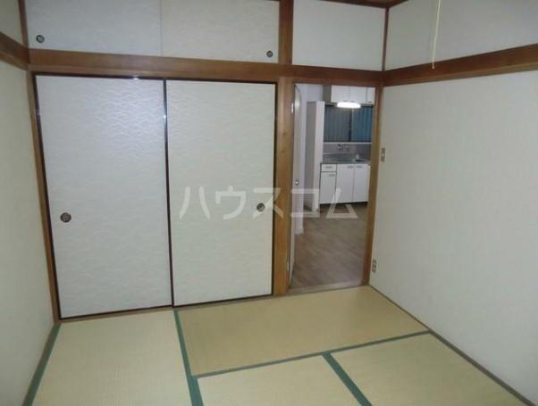 ベアーズハイム 206号室の居室