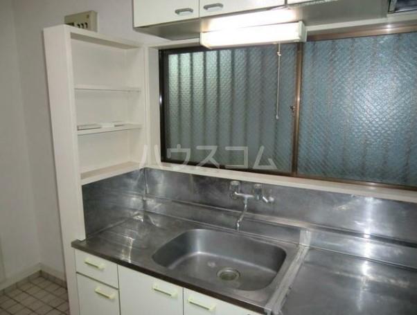 ベアーズハイム 206号室のキッチン