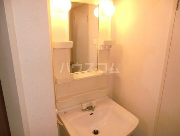 ベアーズハイム 206号室の洗面所