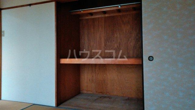 メゾン多摩 403号室の収納