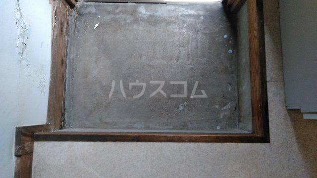 第二ゆたか荘 103号室の玄関