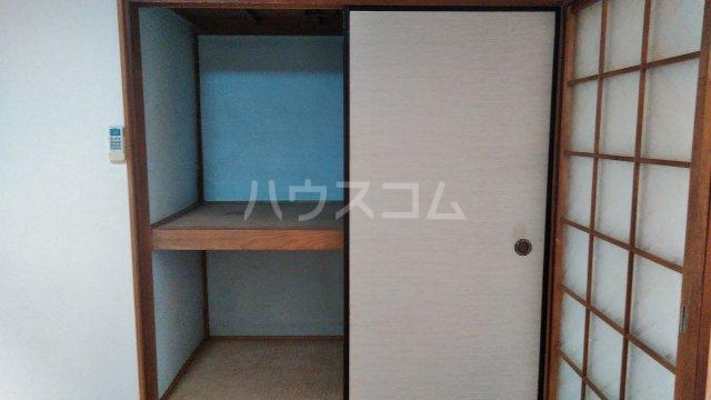 第二ゆたか荘 103号室の収納
