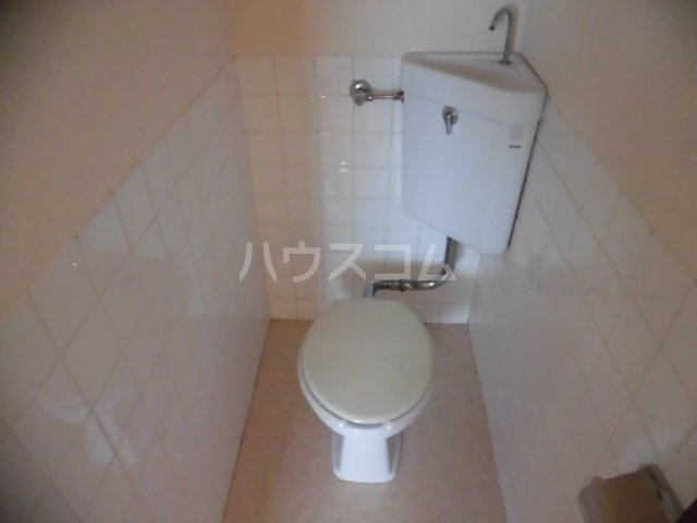 サンハイツ 203号室のトイレ