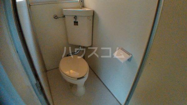 第2豊コーポ 201号室のトイレ