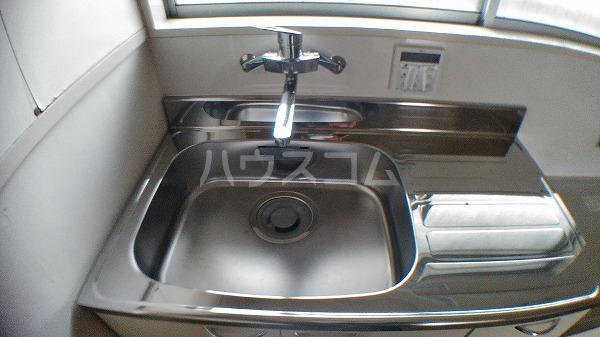 第2豊コーポ 201号室の洗面所