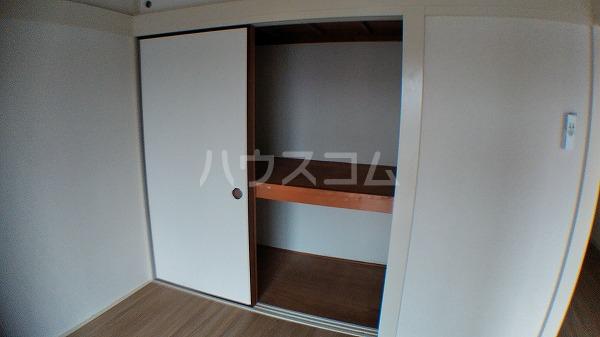 第2豊コーポ 201号室の収納