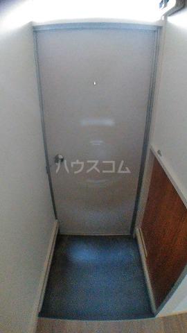 第2豊コーポ 201号室の玄関