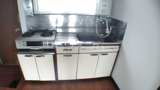 卯月アビタシオン 401号室のキッチン