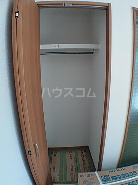 ファインミル調布 104号室の収納