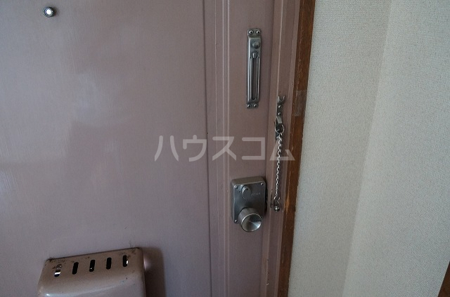 セブンハイツ 301号室のセキュリティ
