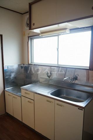 セブンハイツ 301号室のキッチン