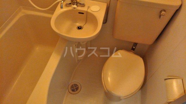 ベルトピア調布B棟 303号室の風呂