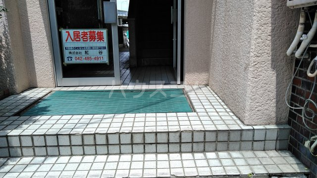 勝田コ-ポ 302号室のエントランス