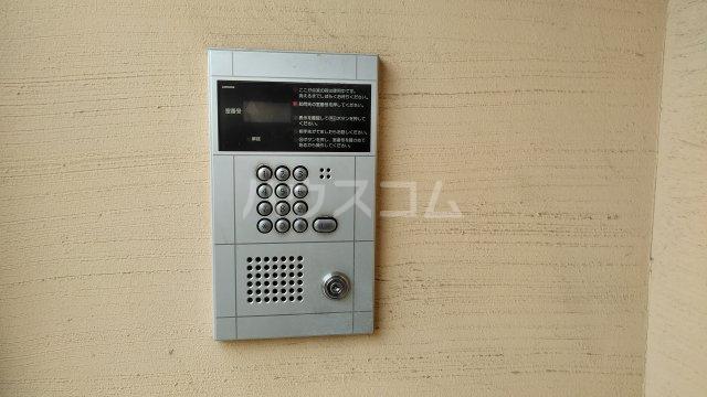 HI-CUBE 107号室のセキュリティ