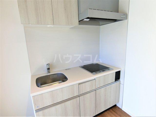BIRTH IN-RESIDENCE飛田給 201号室のキッチン
