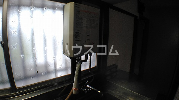 第2カネマツコーポ 201号室の設備