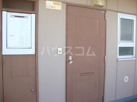コーポ田中 302号室のセキュリティ