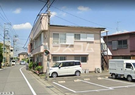 斎藤荘 202号室の駐車場