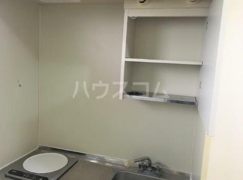 第5西調布ハイツ 103号室の収納