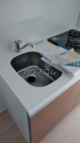 ラフィスタ調布多摩川 303号室のキッチン