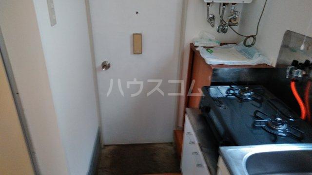 エンジェルハイツ 多摩川 101号室のキッチン