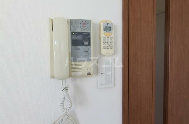 ラ メゾン飛田給 403号室のセキュリティ