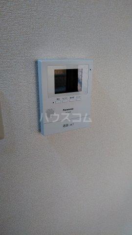 ペルレ五十嵐 301号室のセキュリティ