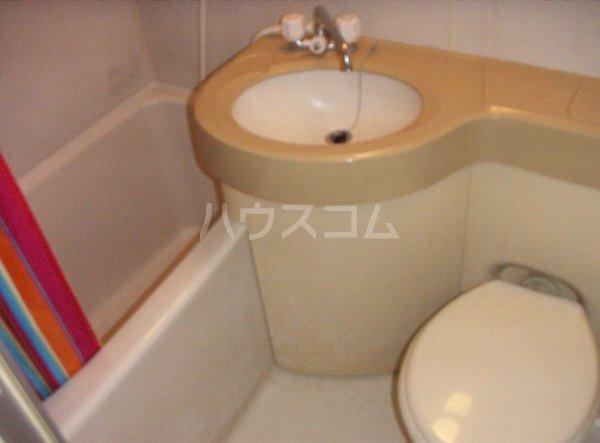 メゾン塚本 404号室のトイレ