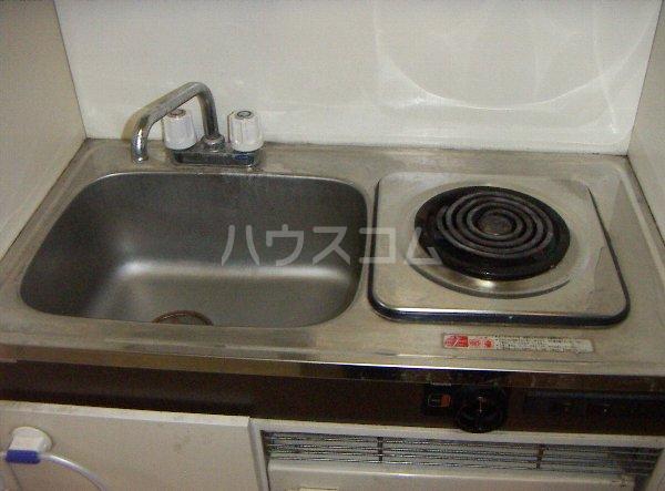 メゾン塚本 404号室の設備