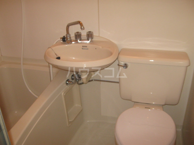 シティハイムアサヒⅡ 101号室の風呂