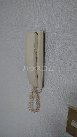 カルム成川 303号室のセキュリティ
