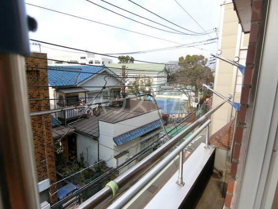 渡辺ハイツ 301号室のバルコニー