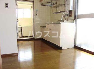 日辰マンション 403号室の風呂