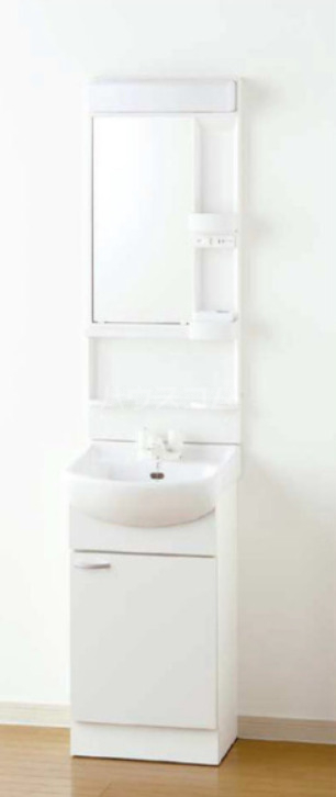 プラージュ王子神谷 102号室の洗面所