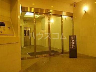パレステュディオ渋谷本町 411号室のロビー