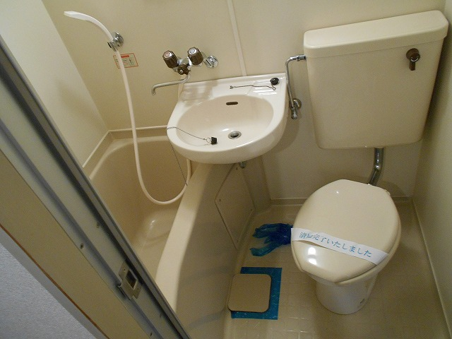 メゾン・ド・パルファン 409号室の風呂