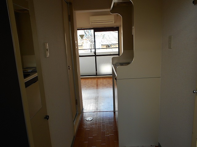 メゾン・ド・パルファン 409号室のベッドルーム