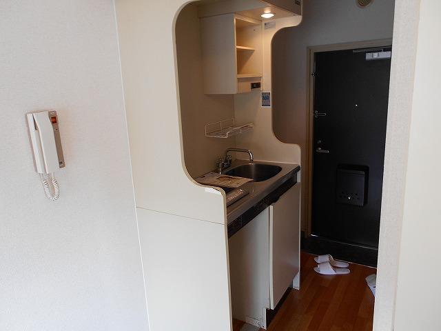 メゾン・ド・パルファン 409号室のキッチン