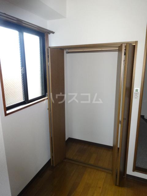 アーク21 106号室の収納