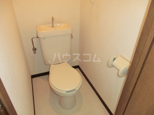 アーク21 106号室のトイレ