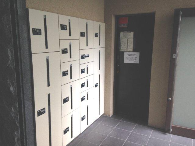 レジデンスオークラ C204号室のその他共有