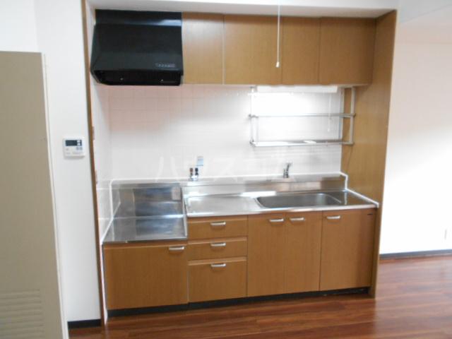 グランビュー嵐山 403号室のキッチン