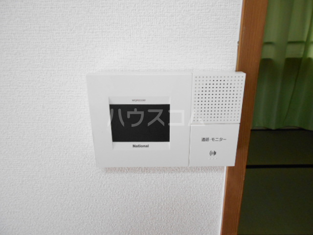 グランビュー嵐山 403号室のセキュリティ