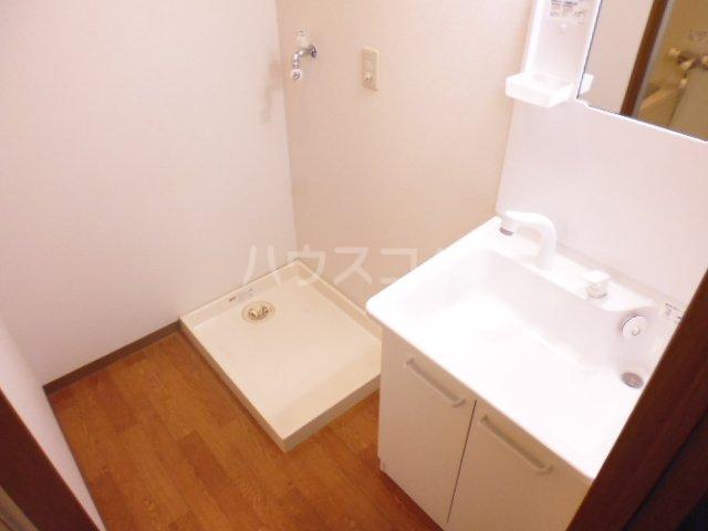 第6田原ハイム 405号室の洗面所