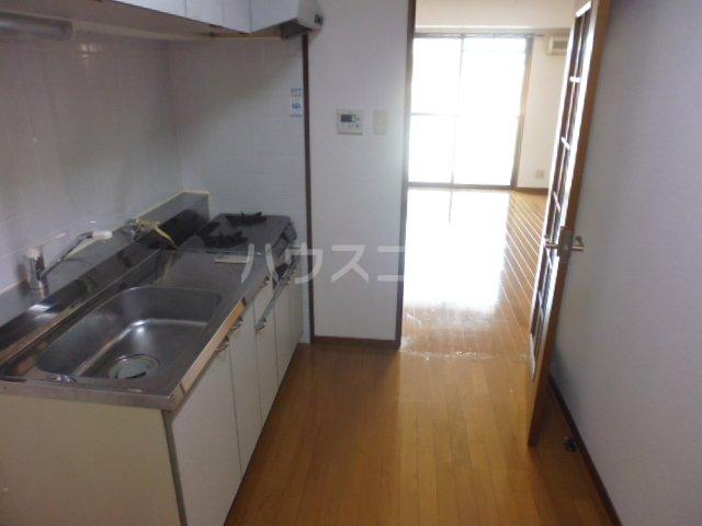第6田原ハイム 405号室の居室