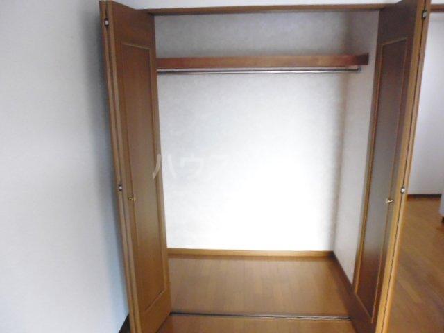 第6田原ハイム 405号室の収納