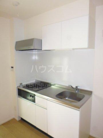ジラソーレ 202号室のキッチン